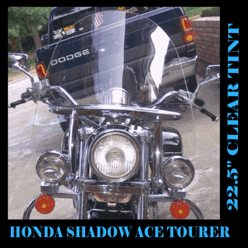Honda Shadow Ace / Tourer Replacement Windshield
