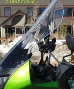 KLR650 2008 Windshield (2008- Present)