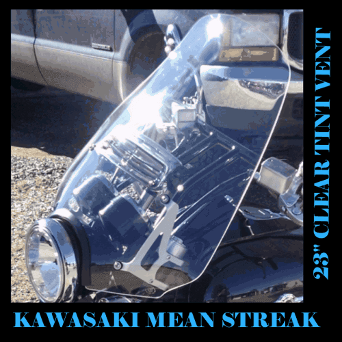 Mean Streak Windshields