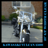 Vulcan 1500 Classic (Carbureted) & Vulcan 800 Classic (Carbureted) Shields