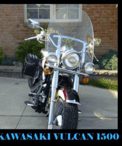Vulcan 1500 Classic (Carbureted) & Vulcan 800 Classic (Carbureted) Shields