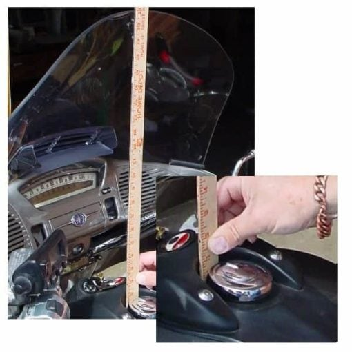Yamaha Royal Star Venture Windshields