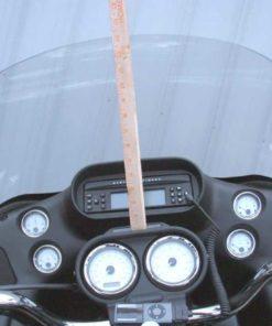 Harley Davidson   Road Glide Windshield   2004 to 2013