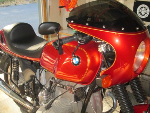 BMW R90S and R100S Windshield