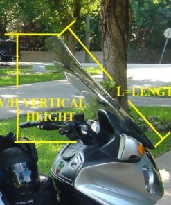 Burgman 650 Executive Windshields | Through Model Year 2012