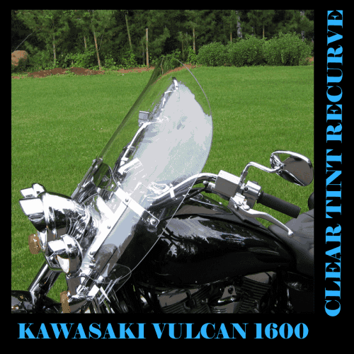Vulcan 1600 Classic Windshield