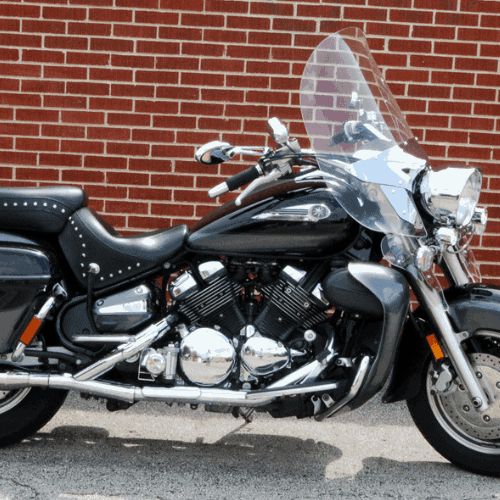 Royal Star Tour Deluxe 2005 - Present Windshield