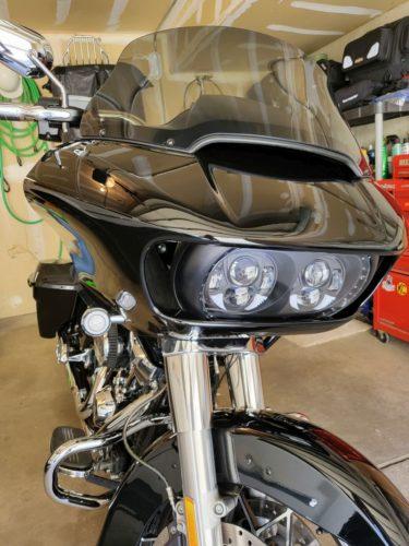 Road Glide Windshield 2015-Present | Harley-Davidson® Windshields photo review