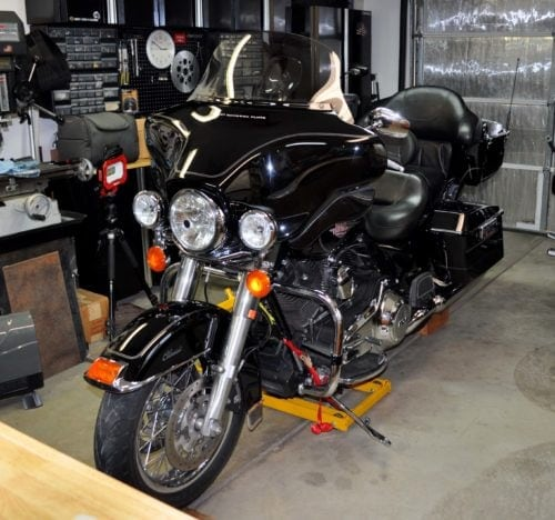 Electra Glide/Limited Windshield 1996-2013 | Harley-Davidson® Windshields photo review