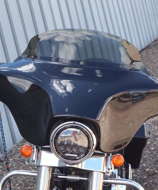 Harley Davidson Street Glide Windshield (3)