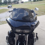 Road Glide 2015-Present | Harley Davidson Replacement Motorcycle Windshield photo review