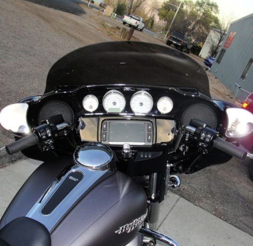 Harley Street Glide Windshield