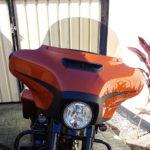 Street Glide Windshield 2014-Present | Harley-Davidson® Windshields