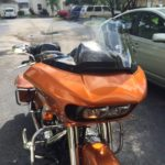 Road Glide Ultra Windshield