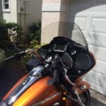Road Glide 2015-Present | Harley Davidson Replacement Motorcycle Windshield