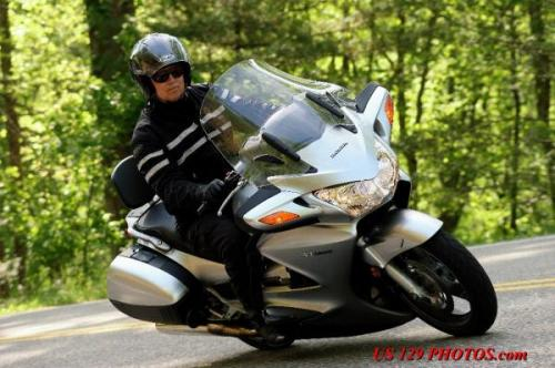 Honda St1300 Windshields