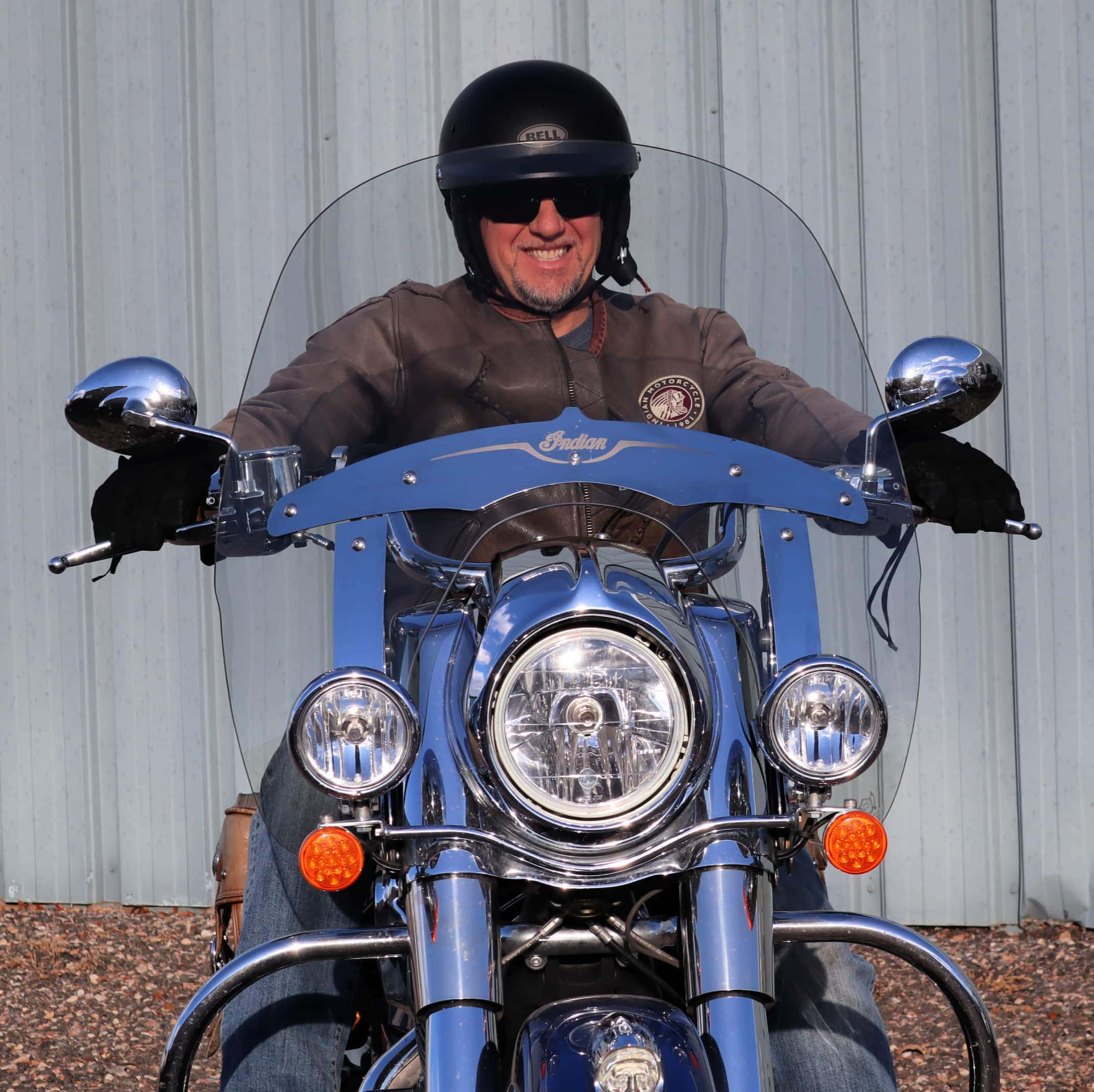 The Best Touring Motorcycle Windshield