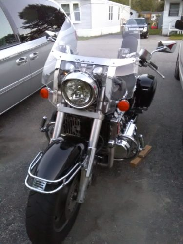 Honda Valkyrie STD/ and Tourer Replacement Windshields 1996-2003 photo review