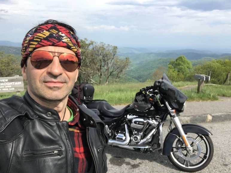 biker bandana