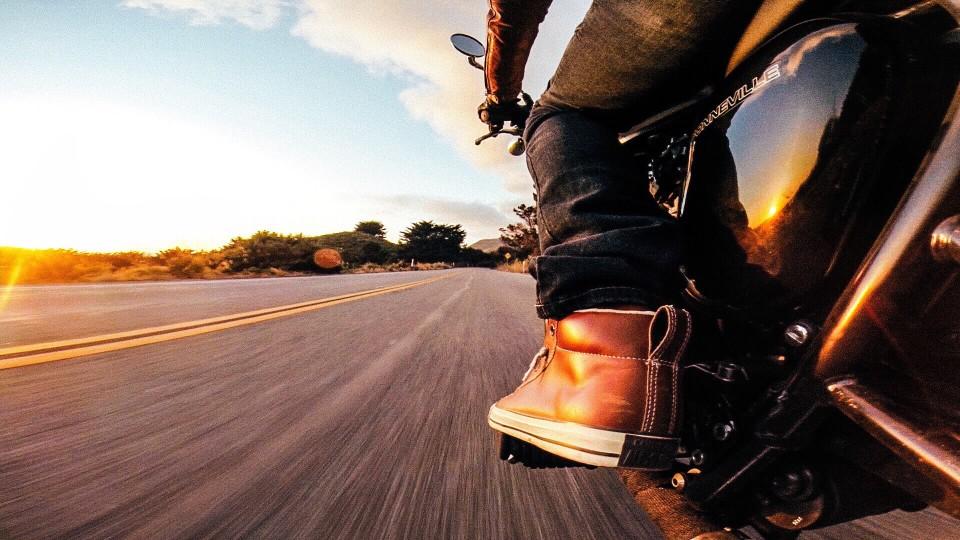 motorcycle riding during coronavirus