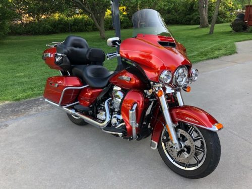 Electra Glide/Limited   Harley Davidson Replacement Windshields 2014 - Present photo review