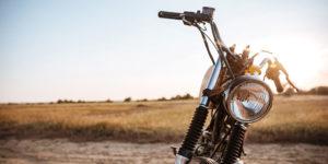 harley motorcycle headlights