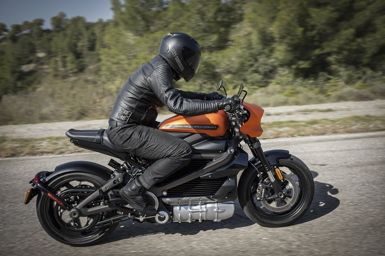 Harley-Davidson image for Livewire