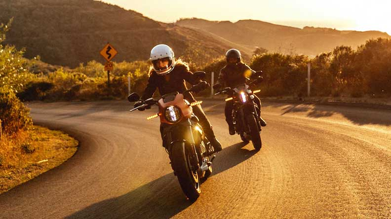 Harley Livewire Riders courtesy of Harley-Davidson