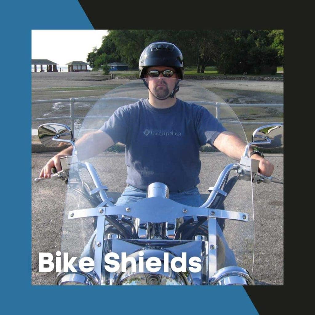 bike shields