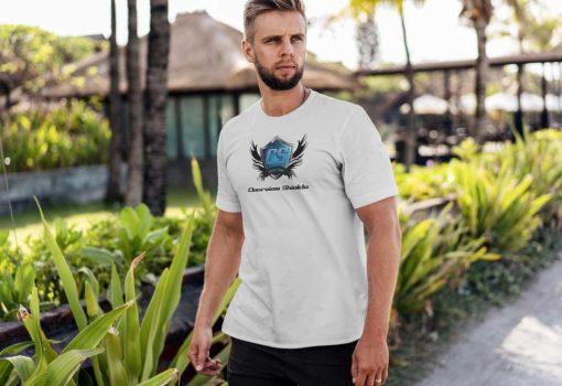 male shirt black