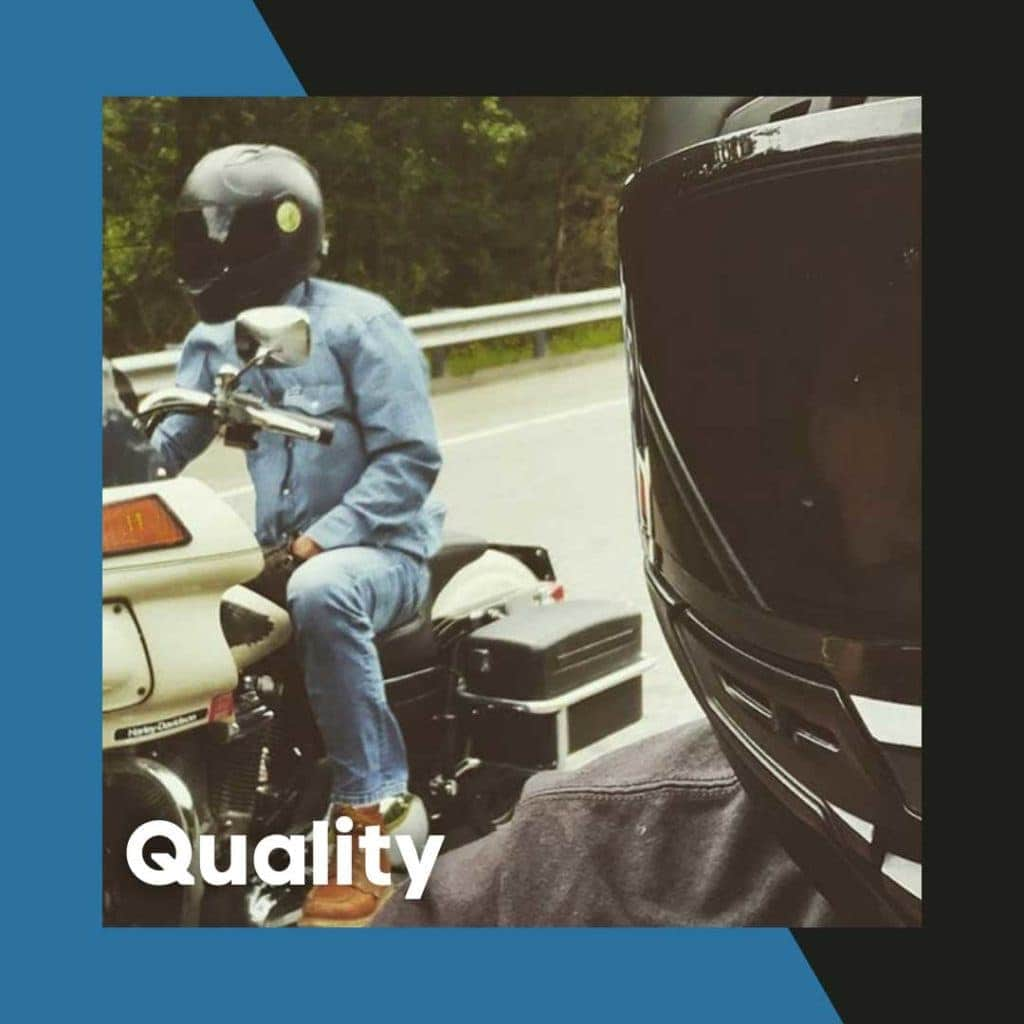 quality motorcycle windshields