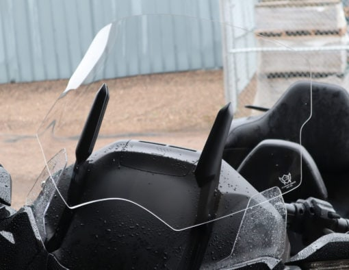 Honda Goldwing Windshield GT Small front scaled