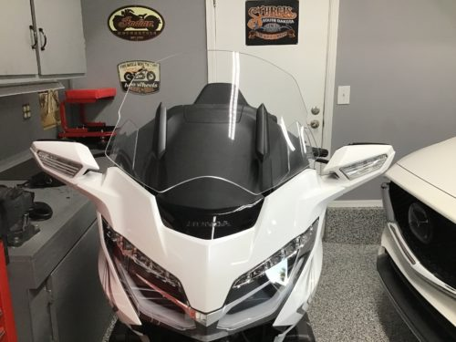 2018-Present Honda Gold Wing Touring Windshield Replacement photo review