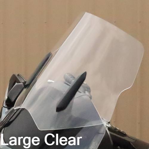 Large Clear Honda Goldwing 1 of 1