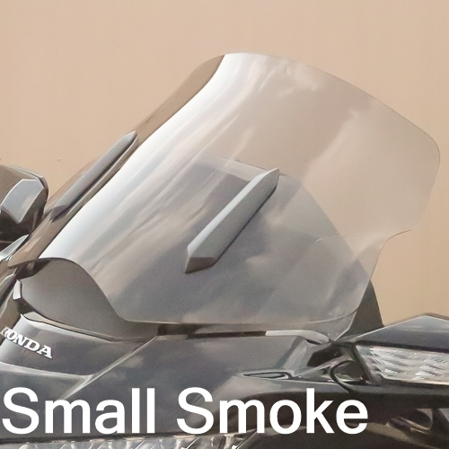 Small Smoke 4 Honda Goldwing 1385