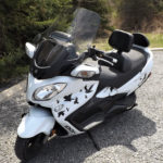 Suzuki Burgman AN650 Windshield Replacement | 2013-Present