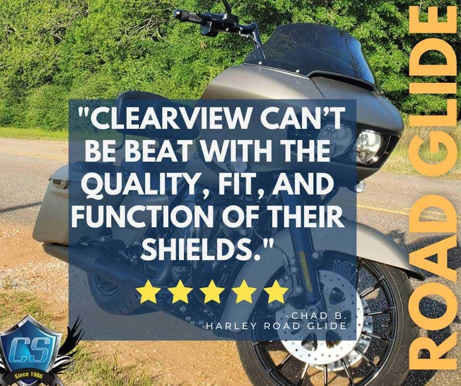 road glide windshield review