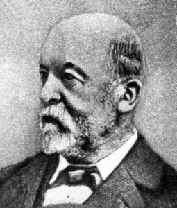 Gottlieb Daimler may have invented the motorcycle