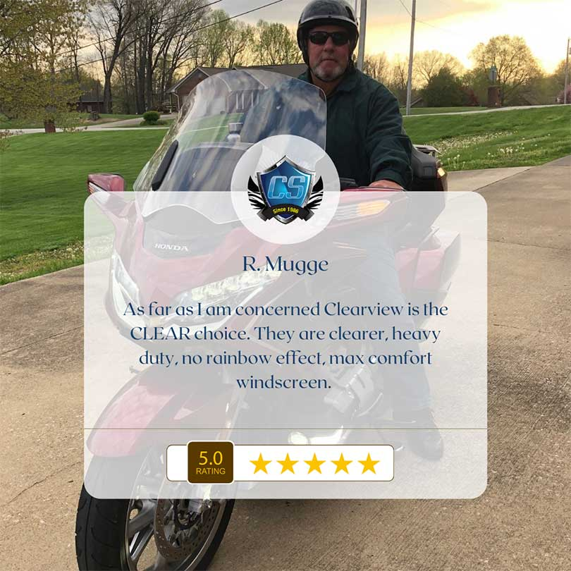 Best Honda Gold Wing Windshield - Review