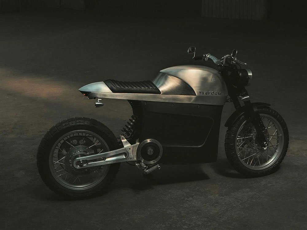 traform electric motorcycle